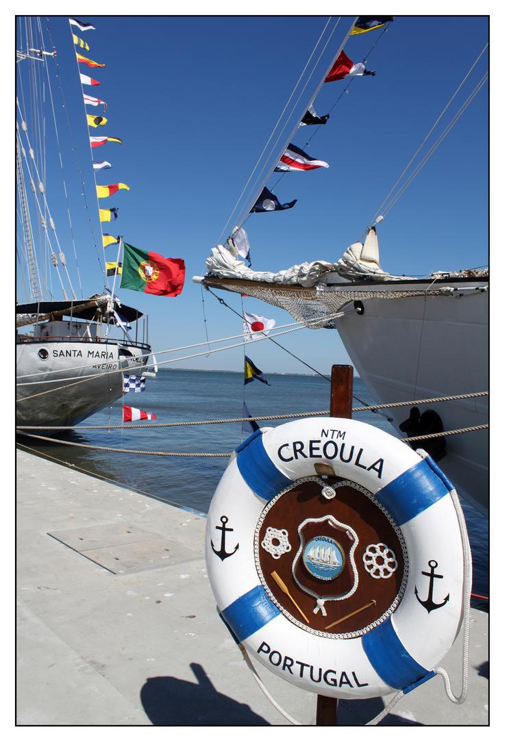 The Tall Ships Races-Lisbon 2012 by jotamyg