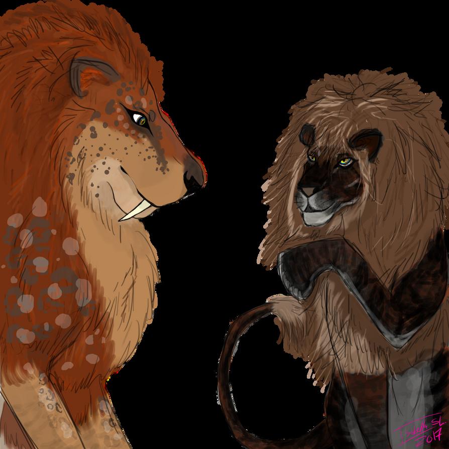 Two Sassy Kings by Isablonga