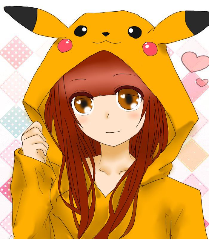 Pikachu kigurumi by tsukikotsuki on deviantart - Pikachu dessin anime ...