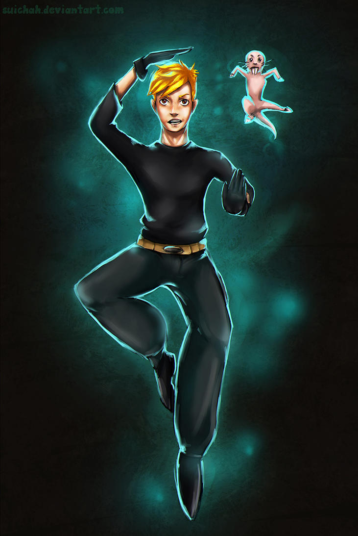 Ron Stoppable by Suichah