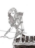 Arrowsilk by sakoru