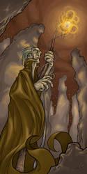 The Lantern Holder by dadarulz