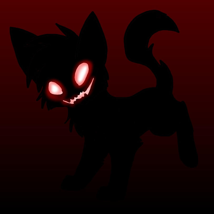 The Shadow Cat by xCheshire-Rabbitx on DeviantArt: https://xcheshire-rabbitx.deviantart.com/art/The-Shadow-Cat-324380651