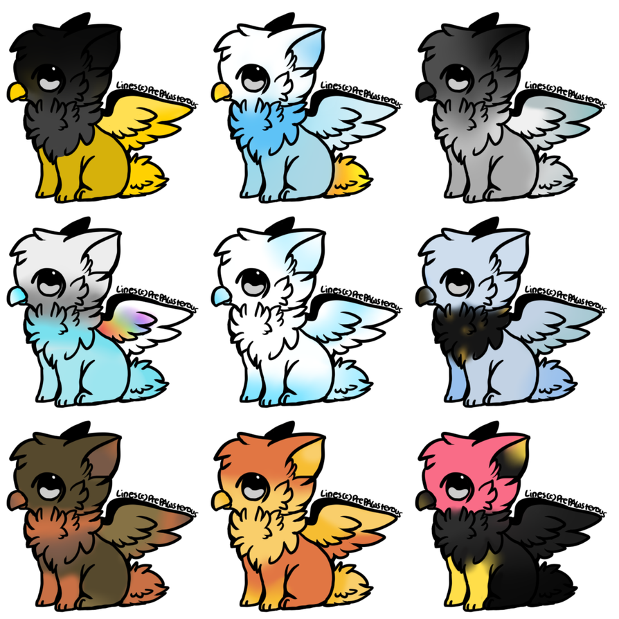 Griffins for Sale by XxLaLa-Chan5000xX
