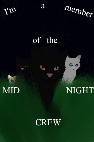 I'm a MEM-BER of the MID-NIGHT CREW by XxLaLa-Chan5000xX