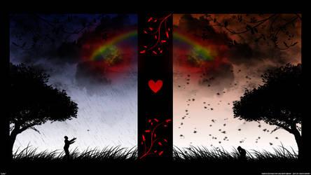 Love - Distance Matters by KrystalCroft