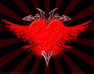 Burning Love by KrystalCroft