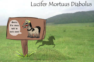 Lucifer Mortuus Diabolus by Okami-Haru