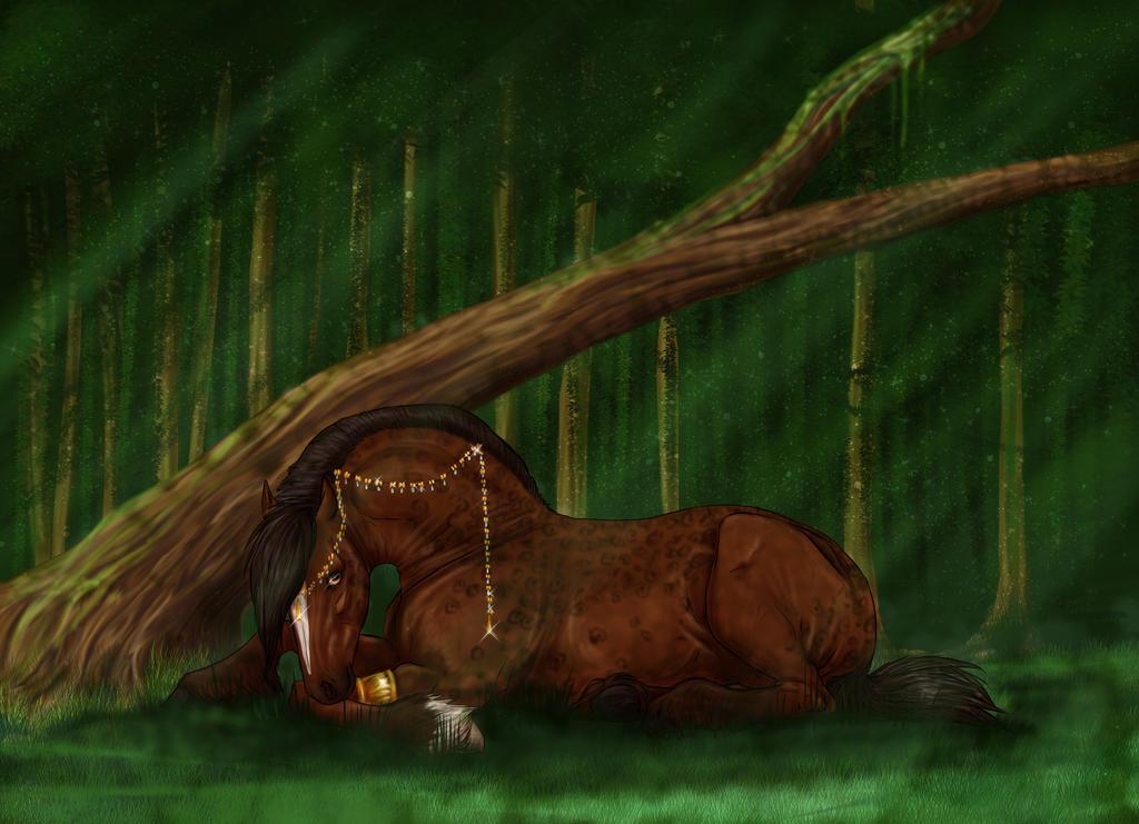 The Jaguar God by Okami-Haru