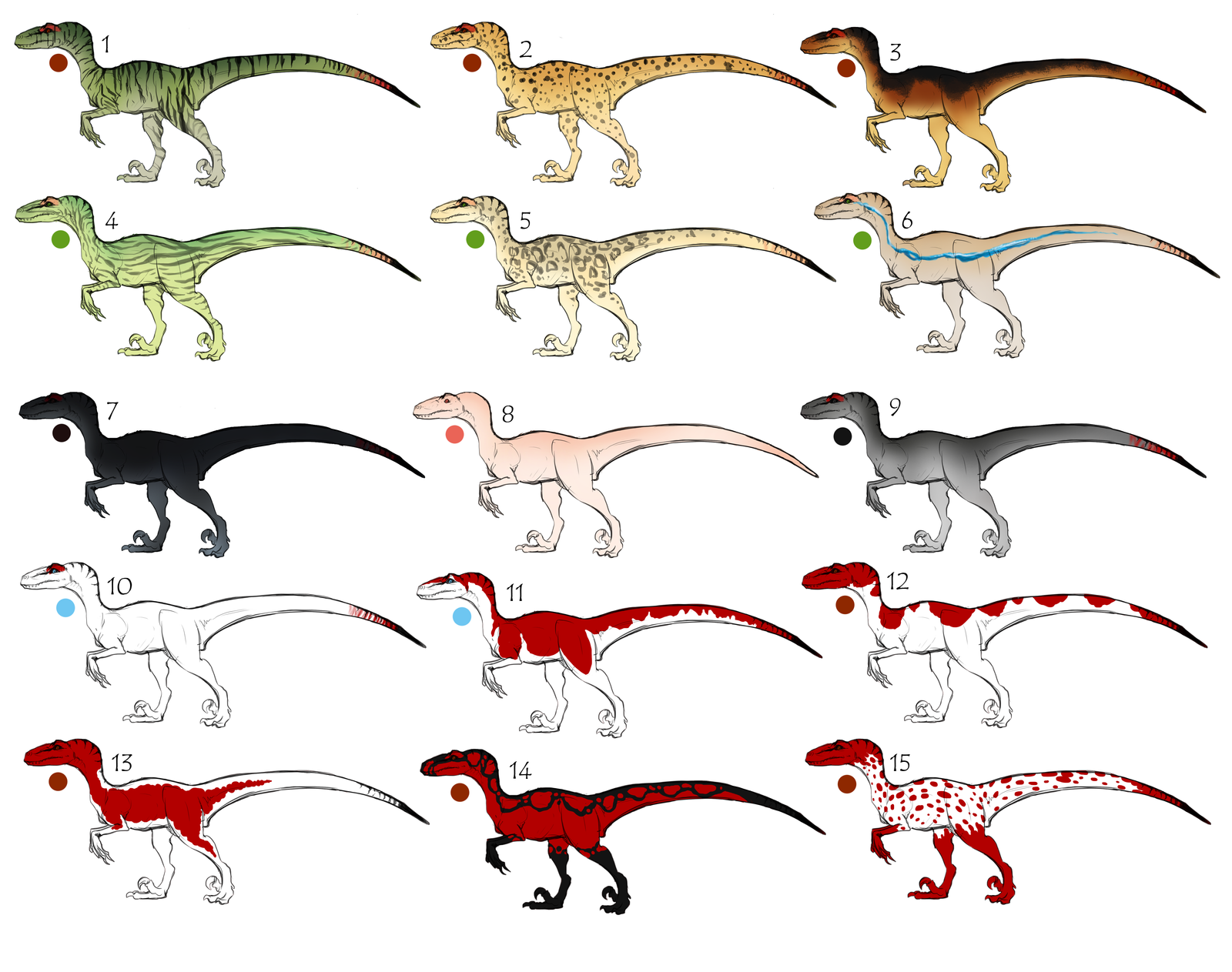 Raptor Paint Paint Colours