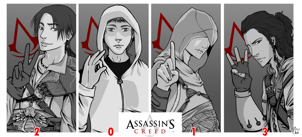 Assassin 2013 by SilvyChan