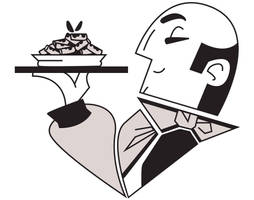 Restaurant Logo by SilvyChan