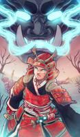Samurai by SilvyChan