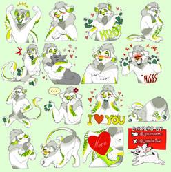 novusnova stickers by Jezebethx