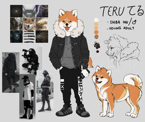 Teru ref sheet by Jezebethx