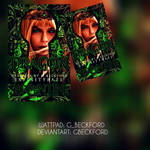Dragon Serpentine (Wattpad Cover)