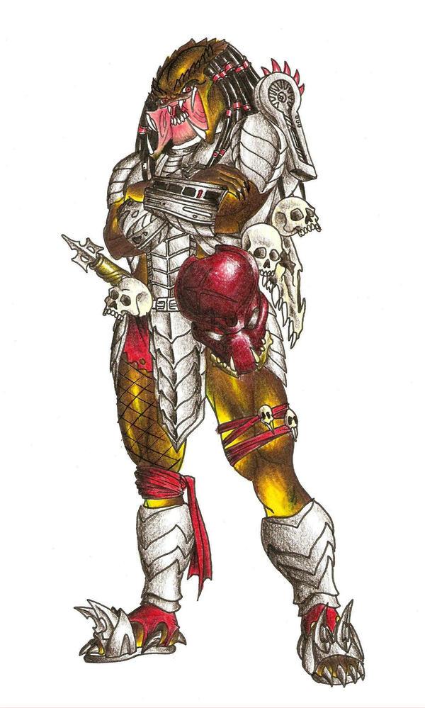 Predator RPG by Ronniesolano