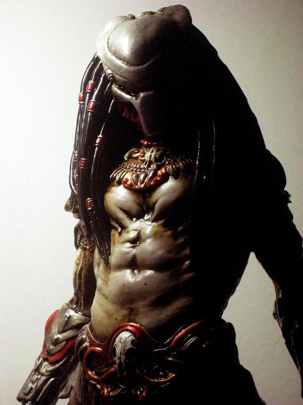 Predator Axertor by Ronniesolano
