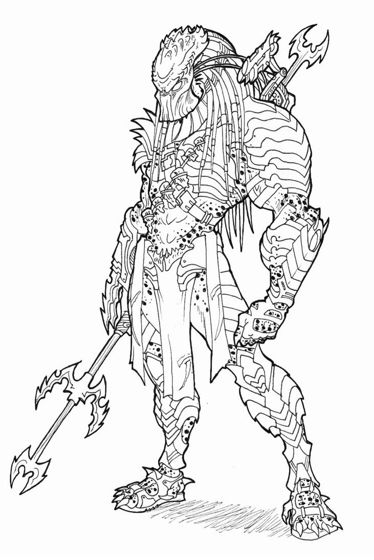 Skyrim Coloring Pages