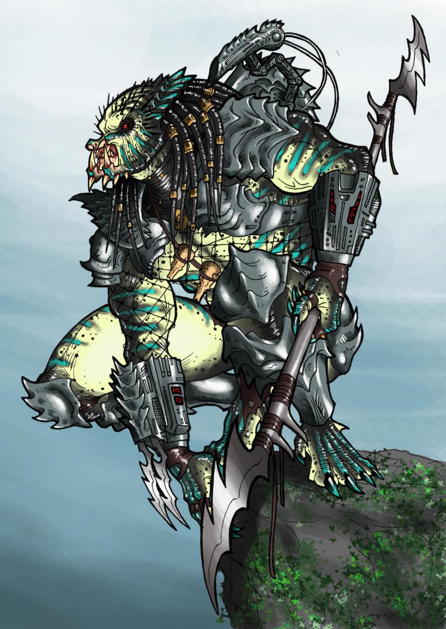 Predator Hunt by Ronniesolano