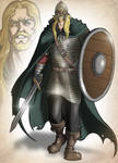 Uhtred of Saxon Chronicles