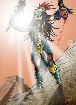 Aztec Predator by Bender18