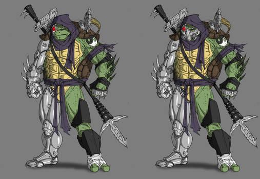Evil Donatello