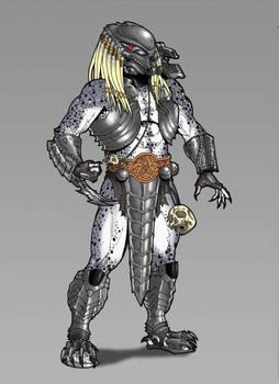 Albino Predator