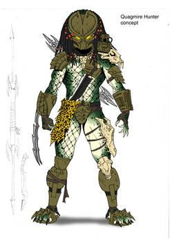Quagmire Hunter Concept