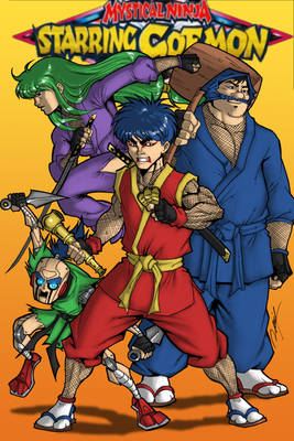 Mystical Ninja: Starring Goemon