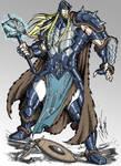 Saint Seiya Asgard - Thor