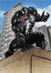Venom of Spiderman 3