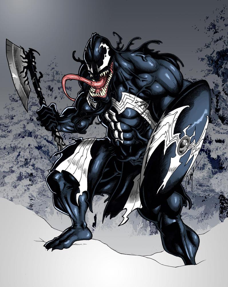 Viking Venom by Ronniesolano