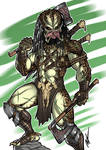 Viking Dual Axe Predator