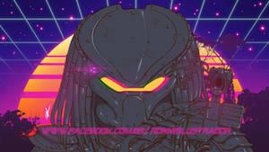 Predator Synthwave