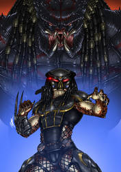 The Predator 2018 by Ronniesolano