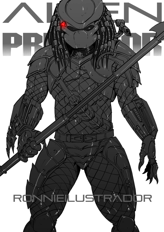 Alien vs predator 2 the prince predator by ronniesolano on