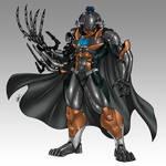 [Commission] Super Cybernetic Predator