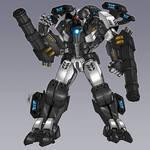 [Commission] Heavy Armored Mandalorian Predator