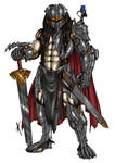 [Commission] Knight Predator
