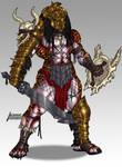 [Commission] Predator Gladiator