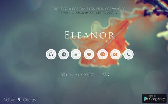Eleanor Icon Pack