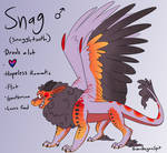 Snag Reference Sheet