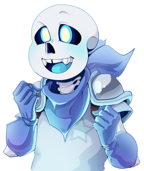 Redraw: Blue is very excite