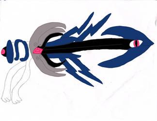 DF's all seeing eye  sword