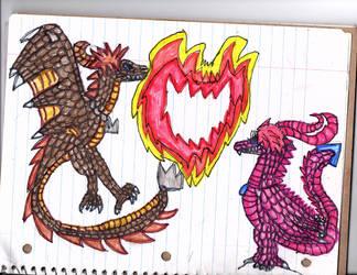 Sokai dragons