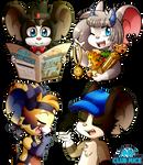 Club Mice!