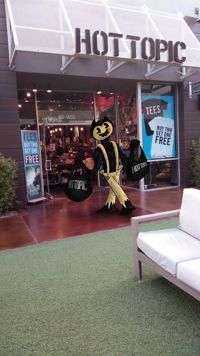 Sammy's Shopping Spree
