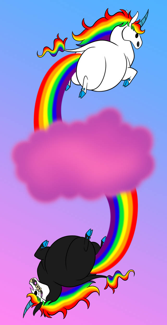 Two Sides of One Unicorn
