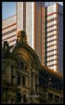 Frankfurt postkard 1